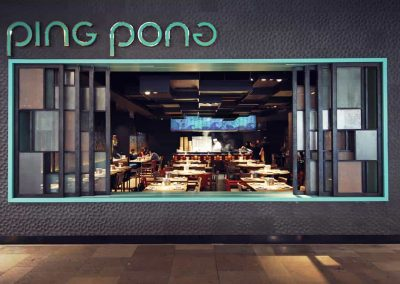 Ping Pong - Covent Garden