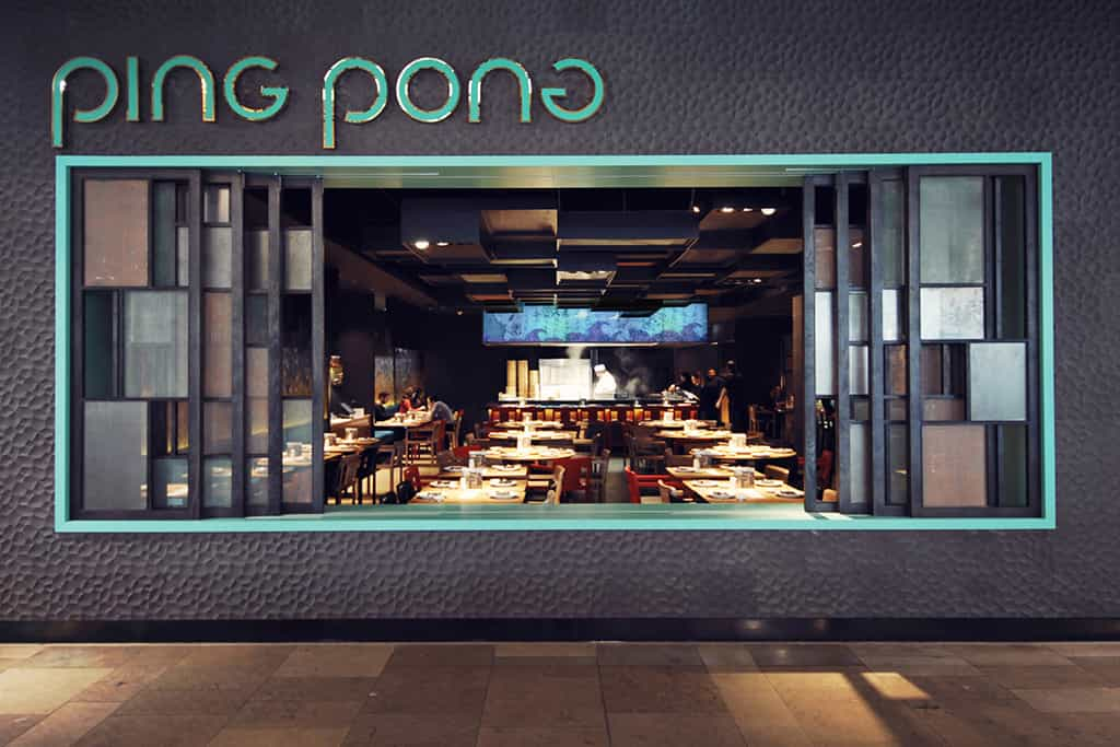 PING PONG – COVENT GARDEN, LONDON